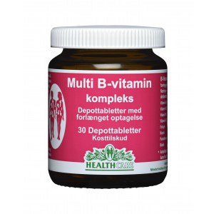 HEALTHCARE® Multi B-complex